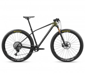 ORBEA ROWER MTB ALMA M-PRO Carbon-Gold