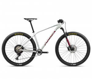 ORBEA ROWER MTB ALMA H30 White-Grey-Red