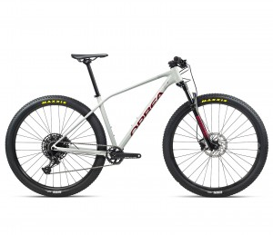 ORBEA ROWER MTB ALMA H10-EAGLE White-Grey-Red