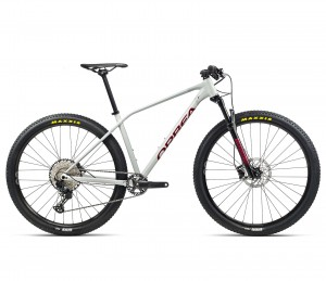 ORBEA ROWER MTB ALMA H20 White-Grey-Red